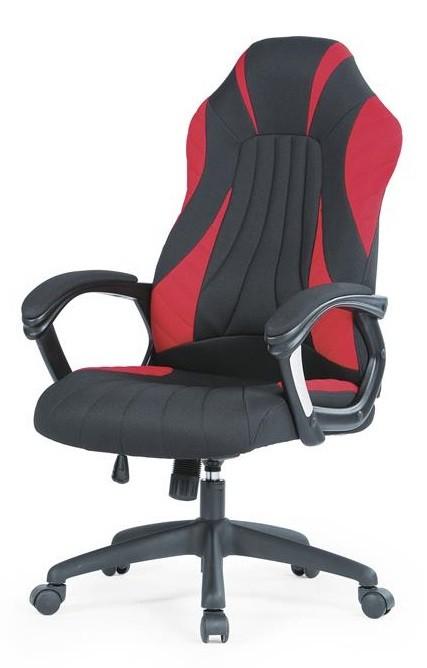 Kancelářské a herní židle Herní židle Experience černá, červená