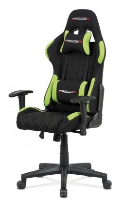 Kancelářské a herní židle Herní židle Powergamer zelená