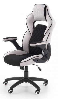 Kancelářské a herní židle Herní židle Teamplayer černá, šedá
