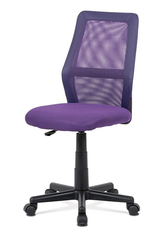 Kancelářské a herní židle Kancelářská židle Andrea fialová