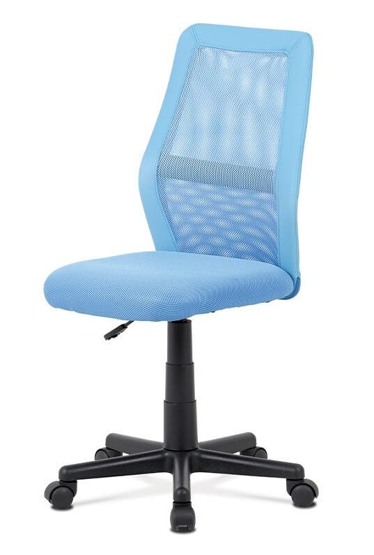 Kancelářské a herní židle Kancelářská židle Andrea modrá
