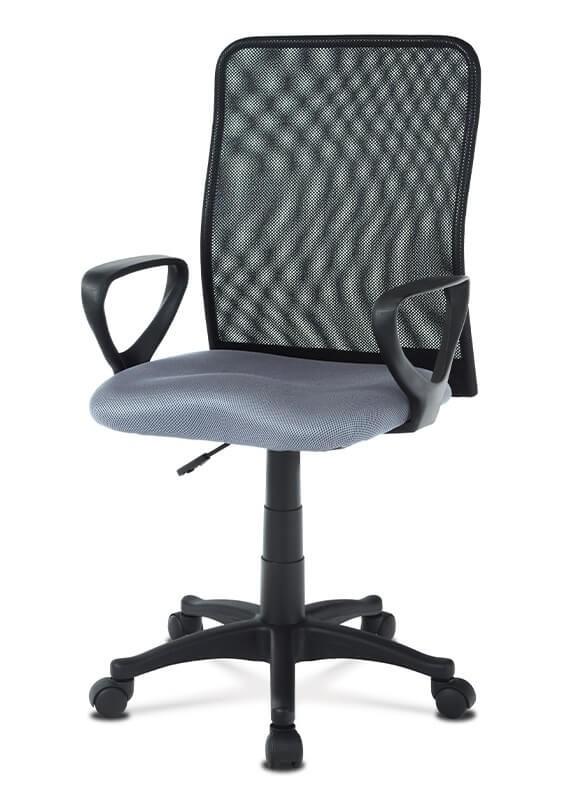 Kancelářské a herní židle Kancelářská židle Beata šedá