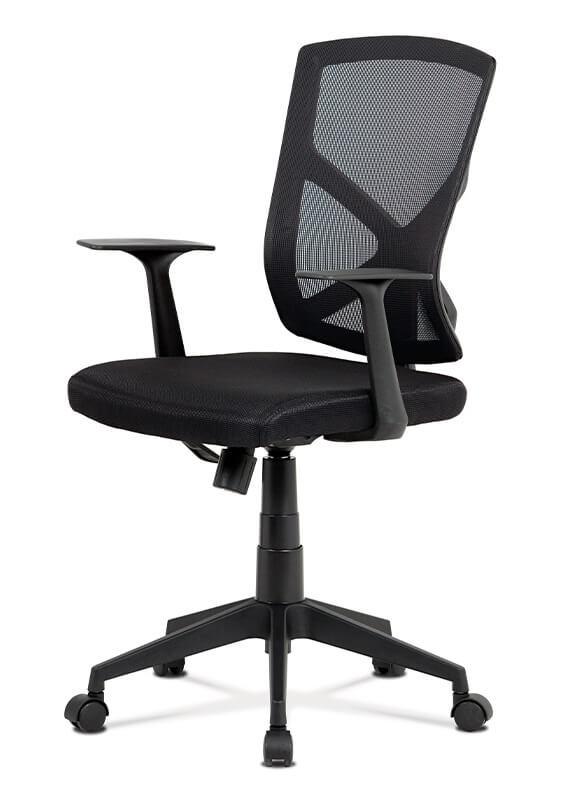 Kancelářské a herní židle Kancelářská židle Clara černá