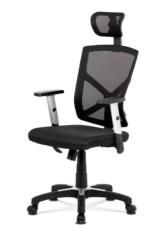 Kancelářské a herní židle Kancelářská židle Dalila černá