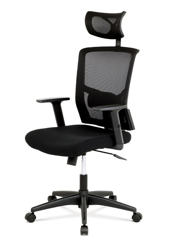 Kancelářské a herní židle Kancelářská židle Darina černá