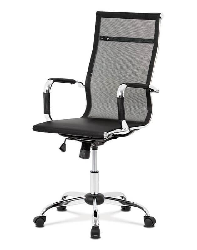 Kancelářské a herní židle Kancelářská židle Elsa černá