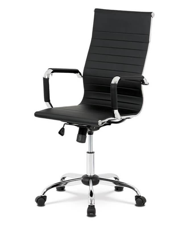 Kancelářské a herní židle Kancelářská židle Gisela černá