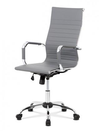 Kancelářské a herní židle Kancelářská židle Gisela šedá