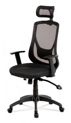 Kancelářské a herní židle Kancelářská židle Karina černá