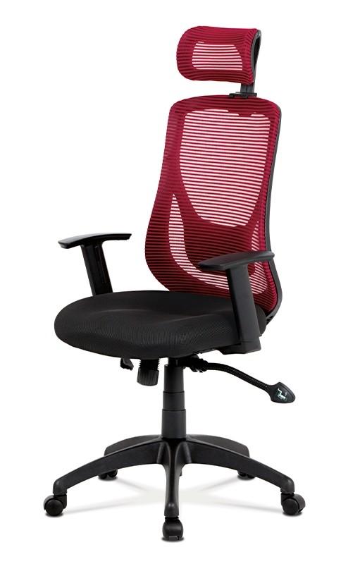 Kancelářské a herní židle Kancelářská židle Karina červená