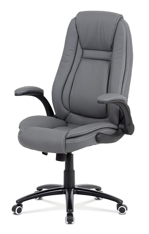 Kancelářské a herní židle Kancelářská židle Margit šedá