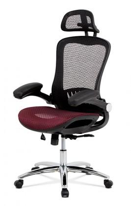 Kancelářské a herní židle Kancelářská židle Renée červená