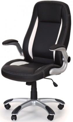 Kancelářské a herní židle Kancelářská židle Saturn (černá)
