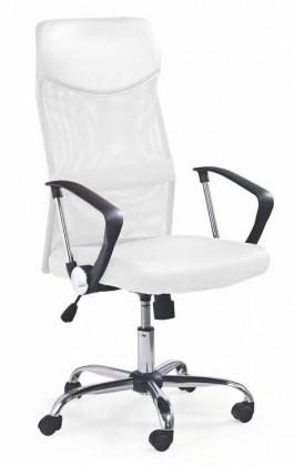 Kancelářské a herní židle Kancelářská židle Vire (bílá)