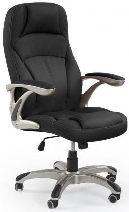 Kancelářské a herní židle Kancelářské křeslo Carlos, černá
