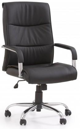 Kancelářské a herní židle Kancelářské křeslo Hamilton, černá