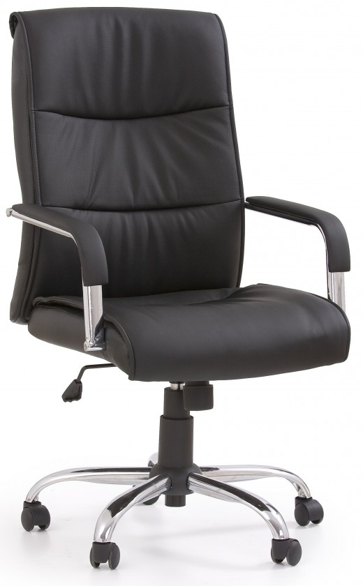 Kancelářské židle Hamilton - Kancelářské křeslo, mechanismus tilt, područky