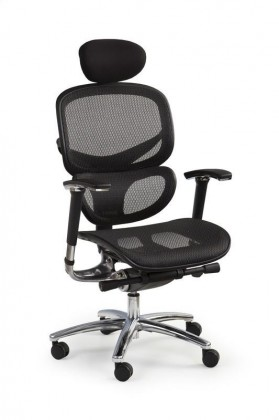Kancelářské židle Kancelářská židle President (černá)