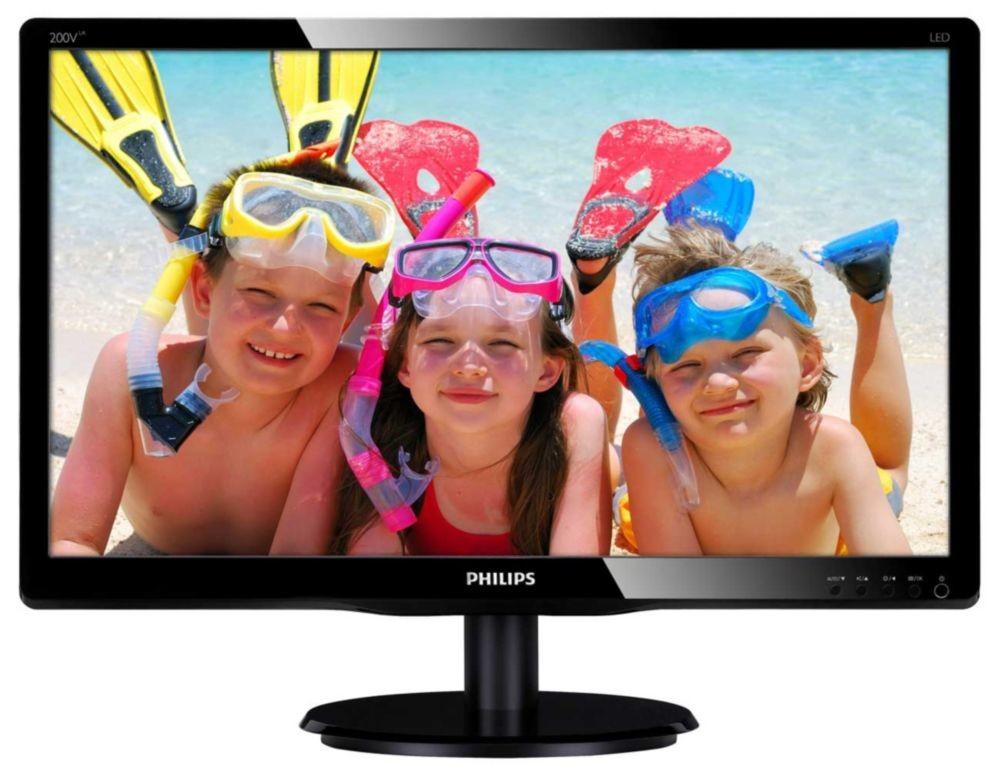 """Kancelářský monitor 19,5"""" Philips 200V4LAB/00"""
