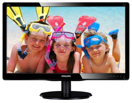 """Kancelářský monitor 19,5"""" Philips 200V4LSB"""