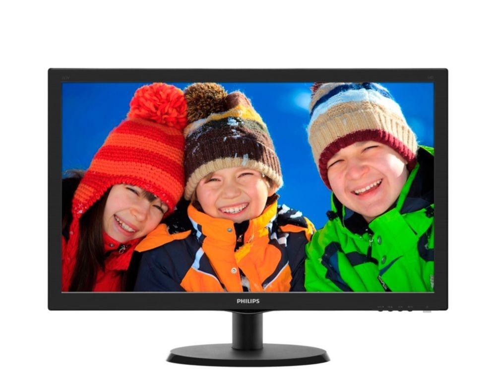 """Kancelářský monitor 21,5"""" Philips 223V5LSB2"""