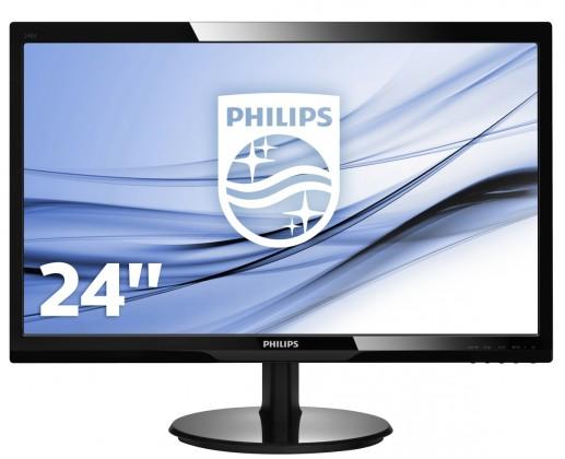 """Kancelářský monitor 24"""" Philips 246V5LSB"""