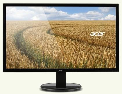 """Kancelářský monitor 27"""" LCD Acer LCD K272HLBDVA"""