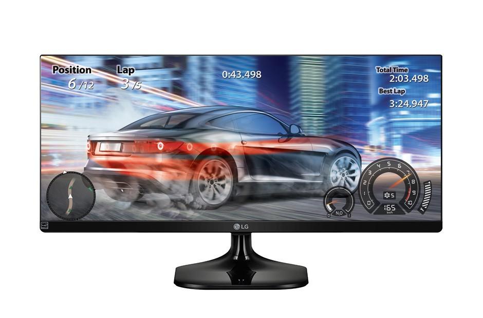 Kancelářský monitor LG 25UM58