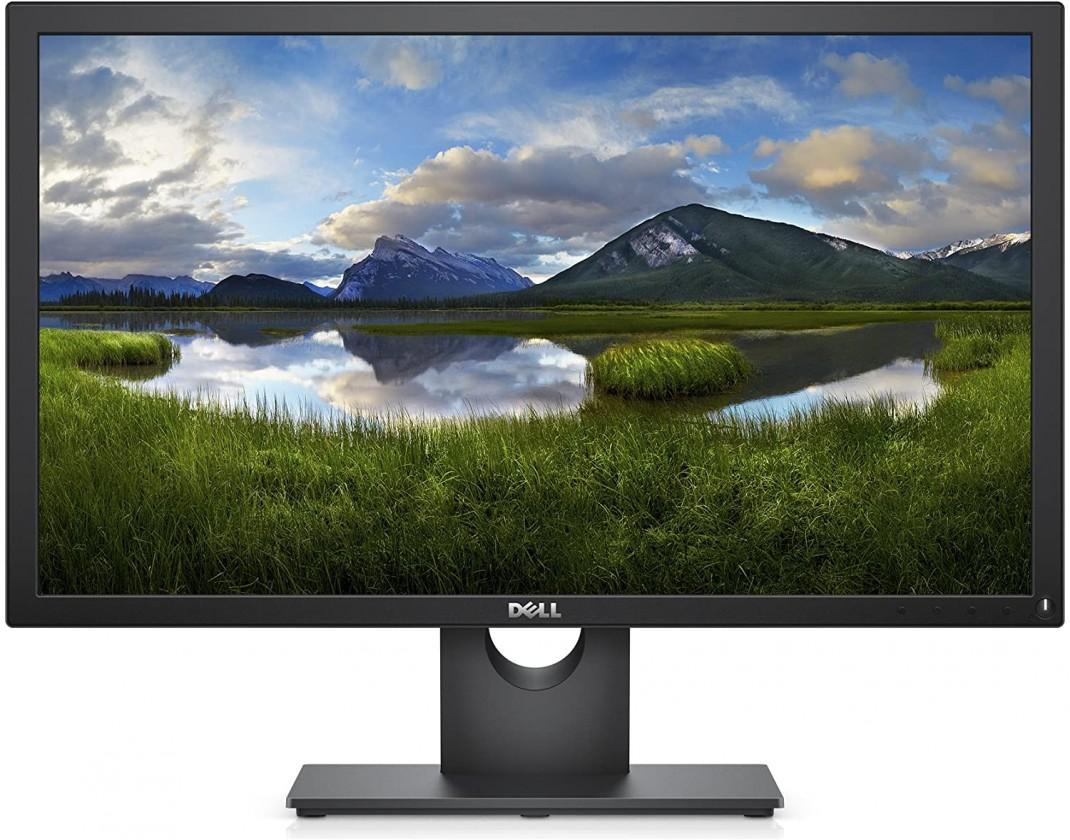 """Kancelářský monitor Monitor Dell E2318H, 23"""", WLED, 5 ms, FullHD, černá"""