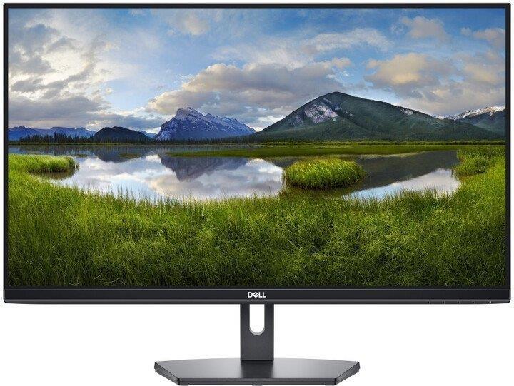 Kancelářský monitor Monitor Dell SE2719HR, 27'', FullHD, 75Hz, HDMI 1.4, černá