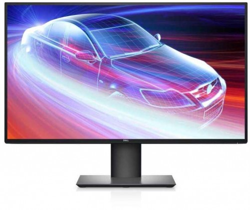 Kancelářský monitor Monitor Dell U2520D Ultrasharp, 25'', QHD, IPS, USB-C, černá