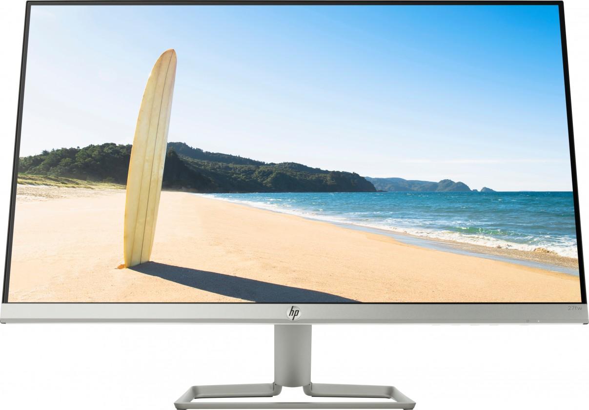 "Kancelářský monitor Monitor HP 27"" Full HD, LCD, LED, IPS, 5 ms, 75 Hz, 27fw"