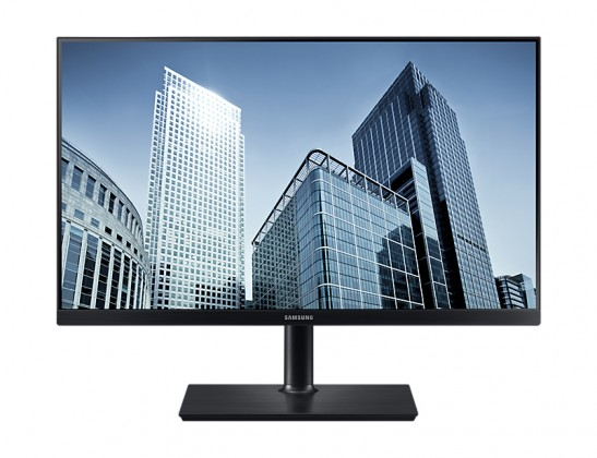 "Kancelářský monitor Samsung S24H850 - LED monitor 24"" LS24H850QFUXEN"