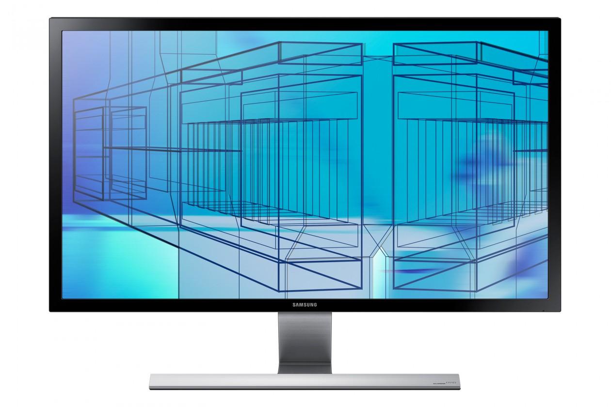 Kancelářský monitor Samsung U28D590D