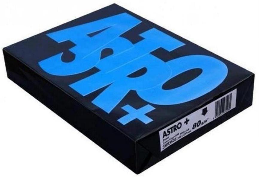 Kancelářský papír Kancelářský papír Xerox Astro+ A4, 80g/m2, 500ks/bal (003R93526)