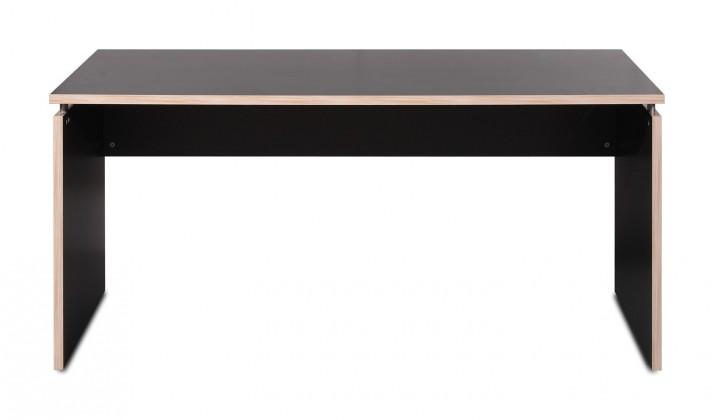 Kancelářský stůl GW-Duo - stůl (antracit 1686)