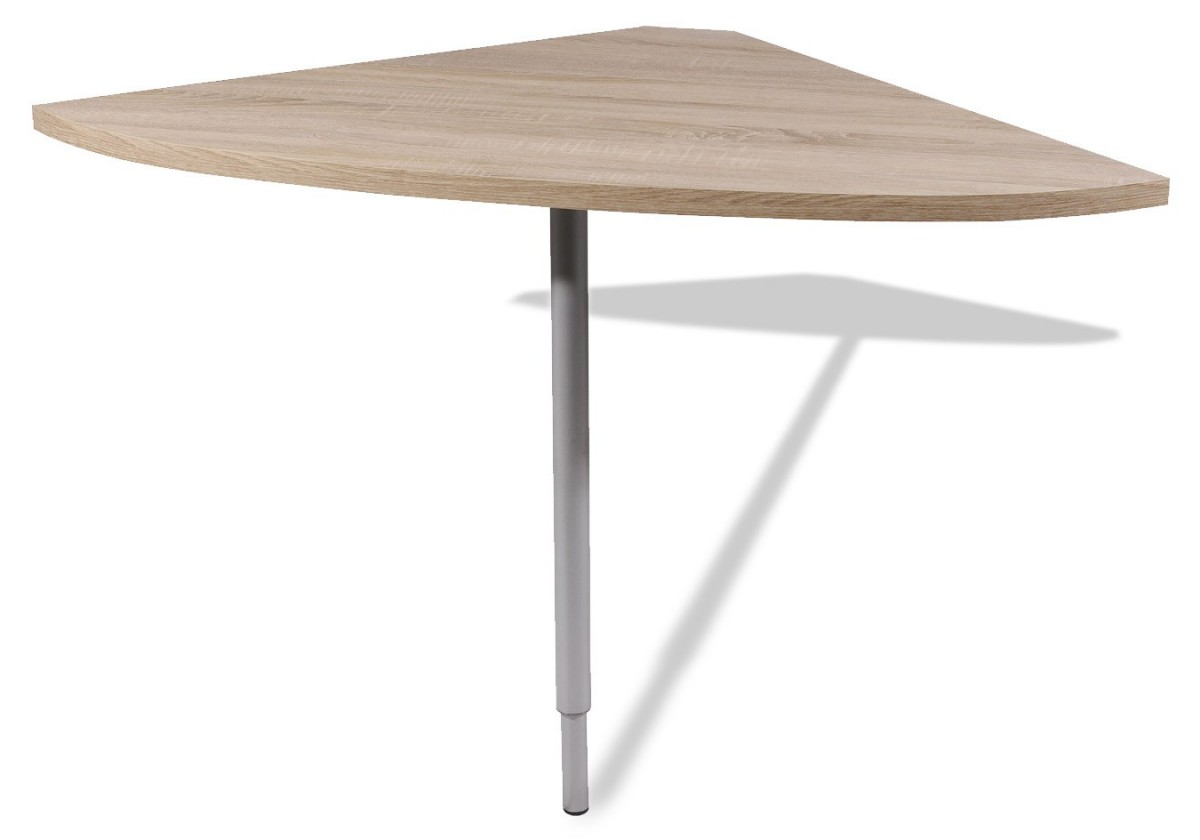 Kancelářský stůl GW-Master - Stůl,  výškově stavitelný (dub sonoma)