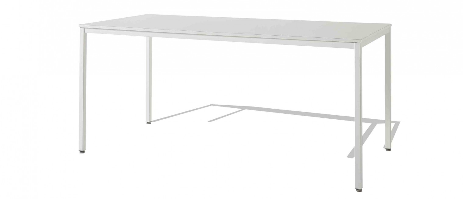 Kancelářský stůl GW-Montreal - Stůl (bílá)