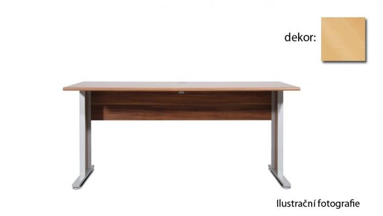 Kancelářský stůl GW-Power-Kancelářský stůl,šířka 120cm (buk)
