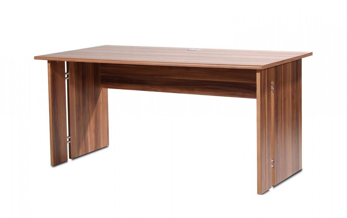 Kancelářský stůl GW-Power-Stůl,šířka 160cm (ořech)