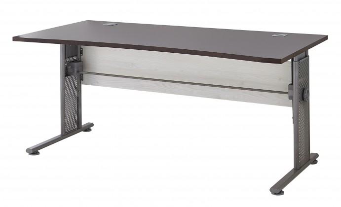 Kancelářský stůl GW-Profi - Výškově stavitelný stůl 160x80x80 (modřín/dub havana)