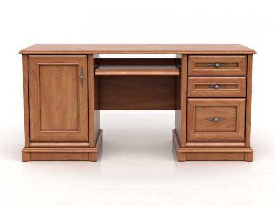 Kancelářský stůl Kent EBIU 158 K (Jabloň)