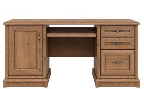 Kancelářský stůl Kent EBIU-158k (dub amsterdam)