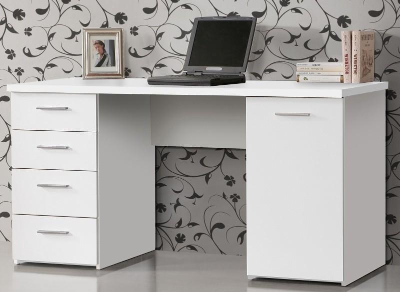 Kancelářský stůl Net106 MT926 (Bílá)
