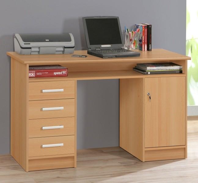 Kancelářský stůl Net106 MT931 (Buk Samerberg)