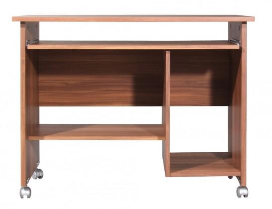 Kancelářský stůl Office - PC stůl (ořech )