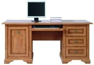 Kancelářský stůl Ontario BIU 170 (Javor ontario)