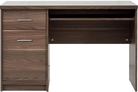 Kancelářský stůl Open BIU/120 (Ořech virginia)