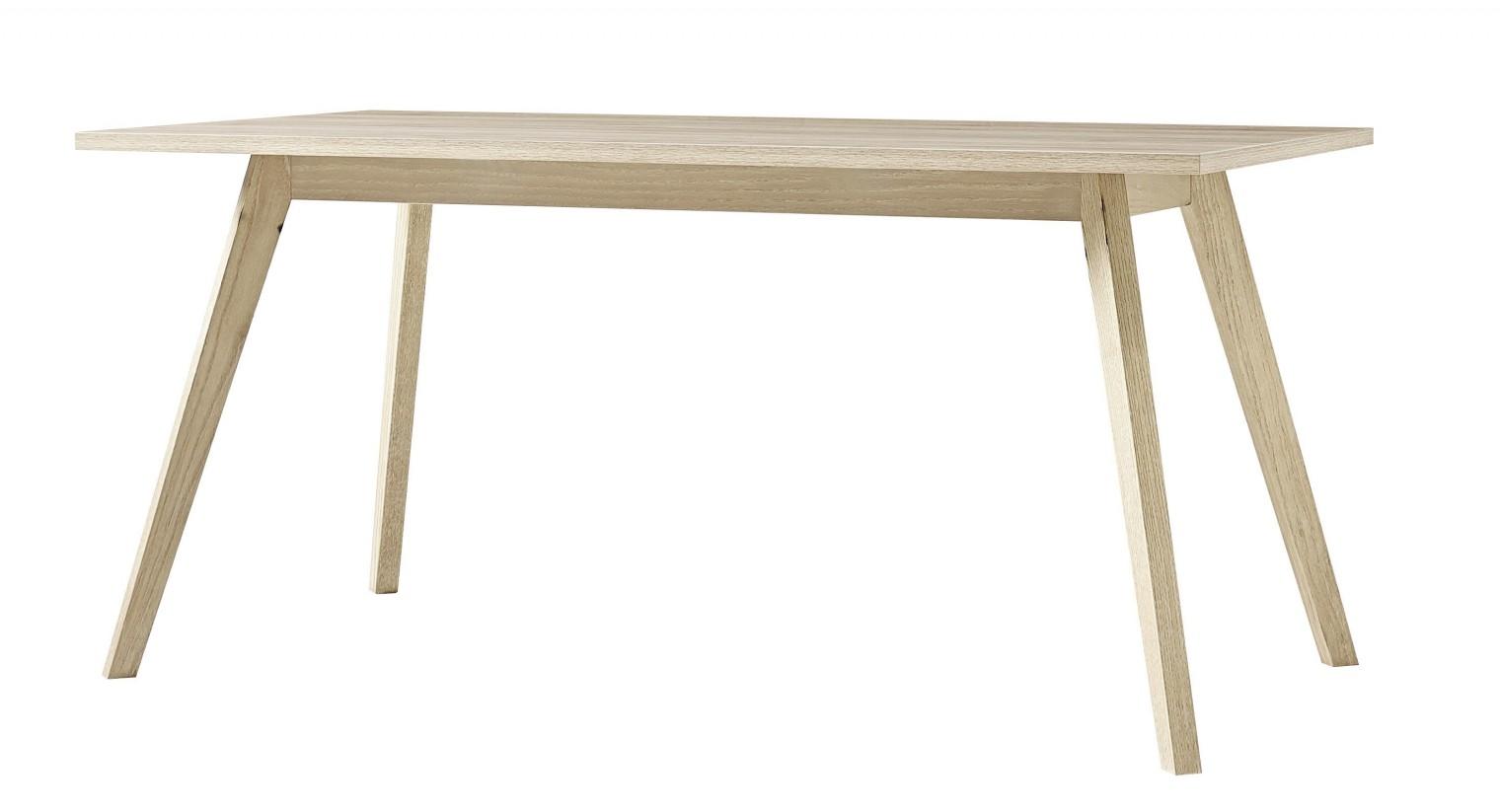 Kancelářský stůl Oslo - Stůl (dub sanremo)