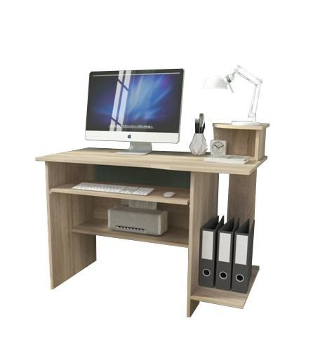 Kancelářský stůl P5 - Kancelářský stůl (dub sonoma)